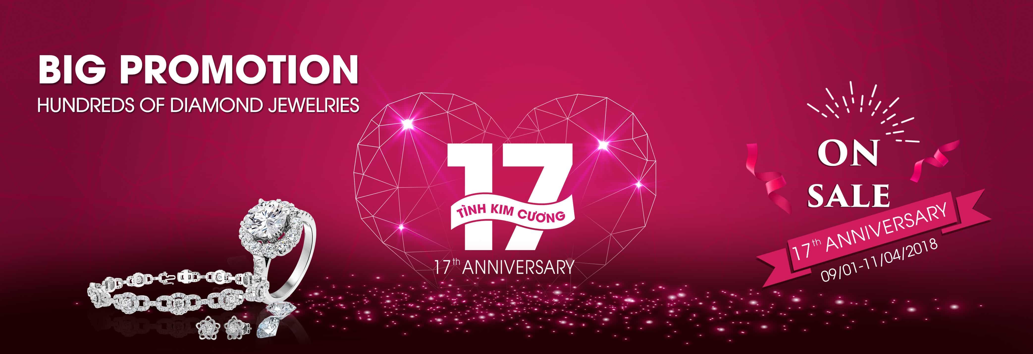 On-sale Anniversary 2018