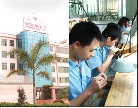 Hongkong Manufacture Location