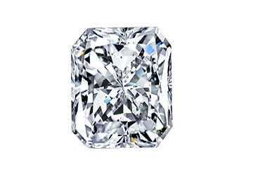 Sample Diamond Top View