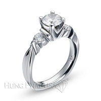 Verragio Diamond Engagement Ring Setting  B2458