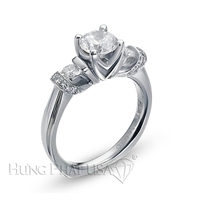 Verragio Diamond Engagement Ring Setting  B2467
