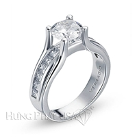 Verragio Diamond Engagement Ring Setting Style B0502