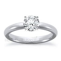 Classic Comfort Fit Engagement Ring Setting BN04506