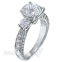 Scott Kay Vintage Round Engagement Ring Setting SK M1107RD10-$1000 GIFT CARD INCLUDED WITH PURCHASE