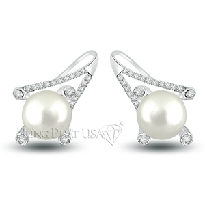 South Sea Pearl Earrings E2426