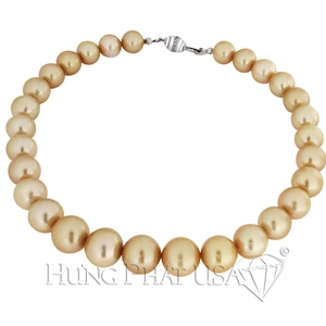 Pearl & Diamond Necklace N20176